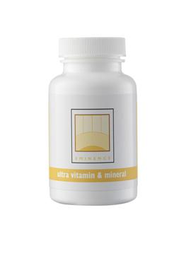 Ultra Vitamin and Minerals Capsules
